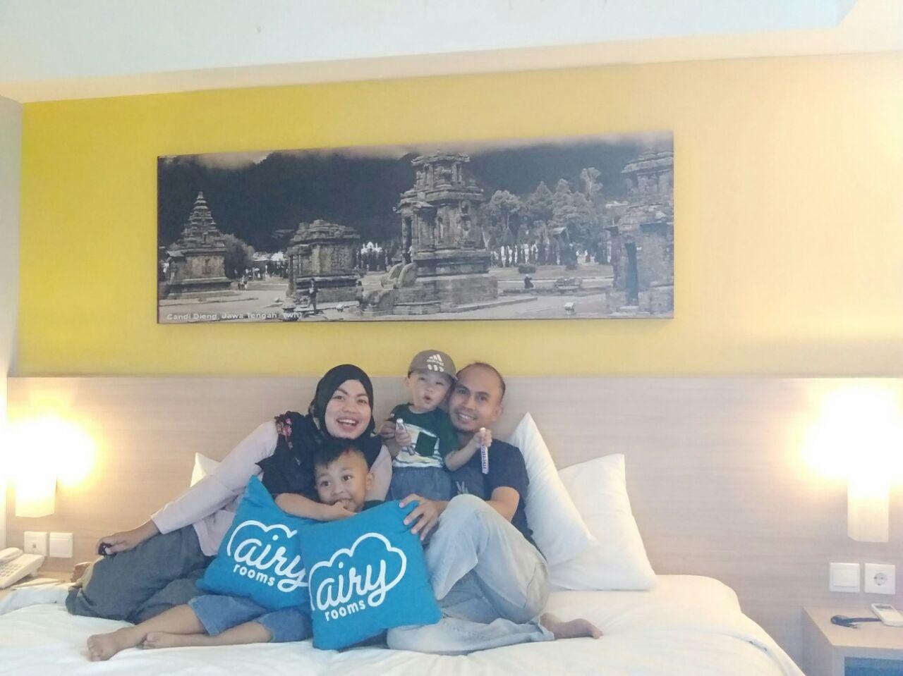 Photo of Airy Rooms Kapan Aja Bisa Nginap di Hotel Tanpa Bokek