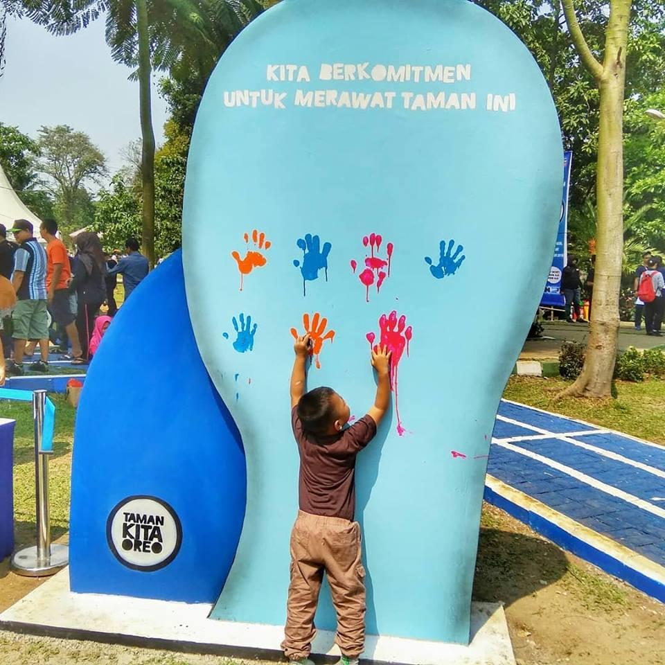 Photo of Bermain di Taman Kita Oreo Bogor