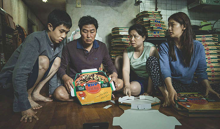 Parasite Film Korea