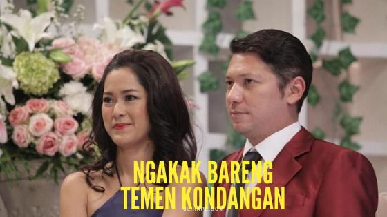 Photo of 5 Adegan Terngakak di Film Temen Kondangan