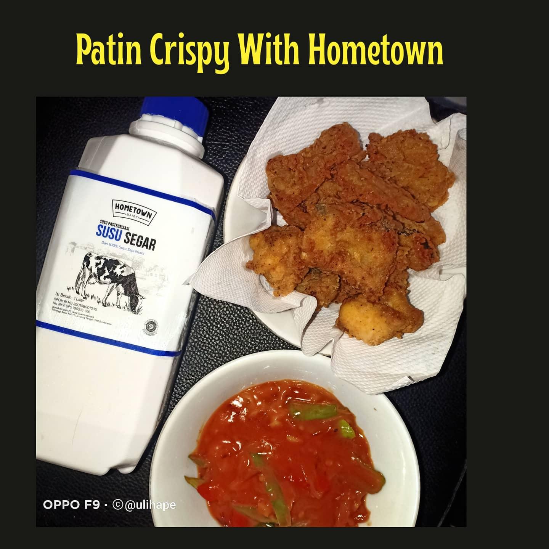 Resep Ikan Patin Crispy Enak